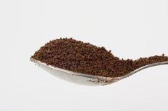 Löffel des Kaffees. Stockbild
