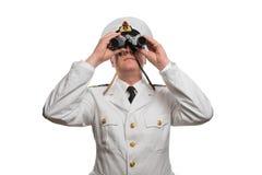 Löjtnantbefälhavare Royaltyfri Foto
