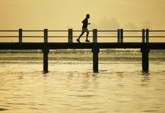 löpare fotografering för bildbyråer