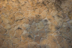 Lös fulländande sten Arkivbild