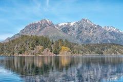 Lös Patagonia Royaltyfri Bild