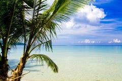 Lös strand Arkivbild
