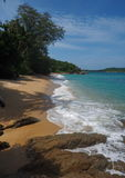Lös strand i Phuket Royaltyfria Foton