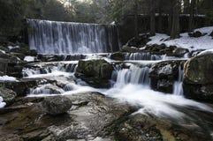 Lös vattenfall Royaltyfri Bild