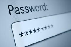 Lösenord arkivbilder