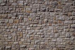 Löst klä murverk med naturliga stenkvarter som bearbetas expertly arkivfoton