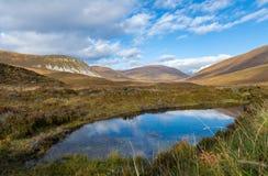 Löst landskap, ö av hoyen, Orkney Royaltyfria Foton