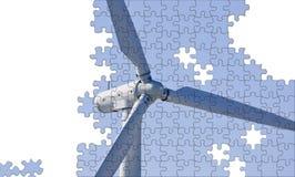 Lösung zur Klimaänderung Stockfotos