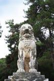 Löwe von Amphipolis Lizenzfreies Stockbild