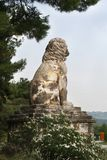 Löwe von Amphipolis Stockfoto