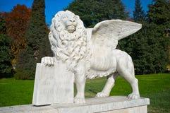 Löwe von San Marco Lizenzfreies Stockfoto