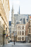 Löwen (Belgien) Stockfoto
