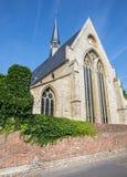 Löwen- - Sint-Jan. de Doperkerk Kirche vom Süden. Lizenzfreie Stockfotos