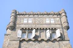 Löwenburg-Schloss (Kassel) Lizenzfreies Stockbild