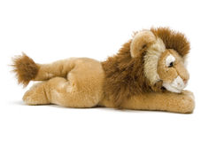 Löwespielzeug Lizenzfreie Stockfotografie