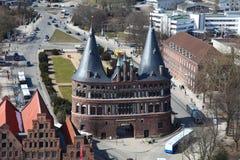 Lübeck Photos libres de droits