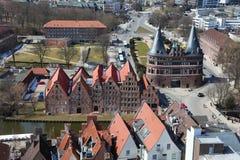 Lübeck Stockfotografie