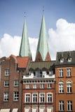 Lübeck royalty-vrije stock foto