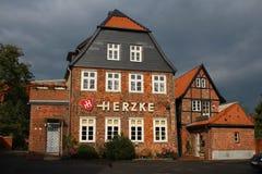 Lüneburg - Duitsland royalty-vrije stock afbeelding