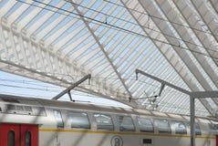Lüttich-Guillemins Stockfoto