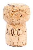 lśnienia korkowy wino Zdjęcie Royalty Free