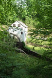 L'†de moulin de blé à moudre de Slone's « explorent le parc, Roanoke, la Virginie, Etats-Unis photographie stock libre de droits