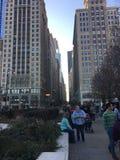 L'âme de la ville Photo libre de droits