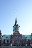 L'échange courant à Copenhague Image libre de droits