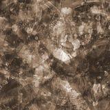 L'éclaboussure de Brown a souillé le vieux fond de papier de texture usée grunge photographie stock libre de droits