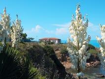 L'école grecque dans Ahtopol Photos stock