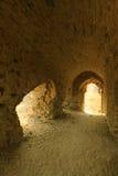L'écologie originale du passage de Grande Muraille Photos stock