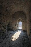 L'écologie originale du passage de Grande Muraille Image stock
