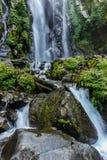 L'écoulement d'eau dans la jungle Image libre de droits