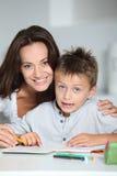 L'éducation des enfants Image stock