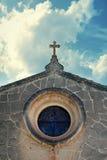 L'église antique Photos stock
