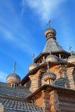 L'église antique photographie stock libre de droits
