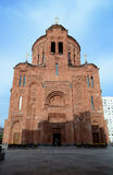 L'église apostolique arménienne Photo libre de droits