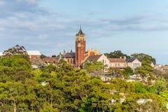 L'église catholique de St Augustine, Balmain, Nouvelle-Galles du Sud, Austra Images stock