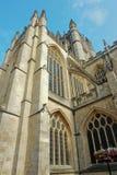 L'église d'abbaye du saint Peter et Paul à Bath Image stock