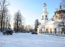 L'église d'Alexander Nevsky Photo stock