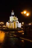 L'église d'Arkhangel Gabriel Images stock