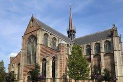 L'église de disparaît, la Hollande Photo stock