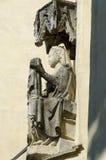 L'église de la colline, Sighisoara, la Transylvanie Photographie stock libre de droits