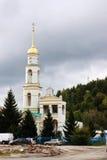 L'église de la nativité Image stock