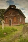L'église de la rue Peter et de la rue Paul. Langton. Images libres de droits