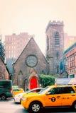 L'église de la sainte communion Photos libres de droits