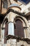 L'église de la tombe sainte à Jérusalem, Israël photographie stock