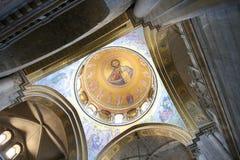 L'église de la tombe sainte photos libres de droits