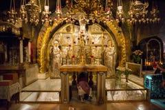 L'église de la tombe sainte photos stock