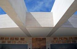 L'église de la trinité sainte (Fatima, Portugal) Photo stock